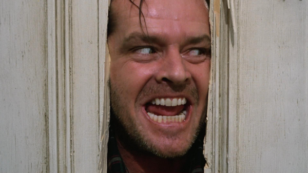 Smilin' Jack Torrance for Mayor — All Work, No Play...