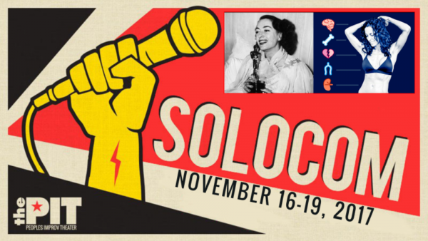 BODY PARTS: Hoboken's Carla Katz to Deliver Revealing Performance at Solocom2017