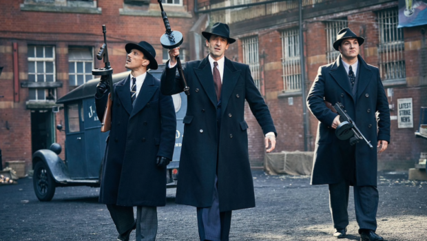GANG STAR: Hoboken's Gianni McLaughlin Brings the Fight to the Peaky Blinders
