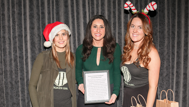 SEASON FOR GIVING: Hoboken Girl's Holiday Market Fundraiser Generates $5K in Scholarship Donations