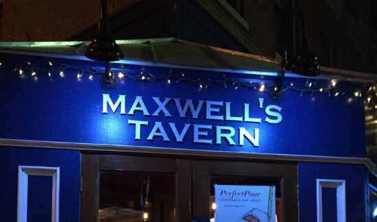 THE LAST DROP: Maxwell's Closing, Final Show Saturday