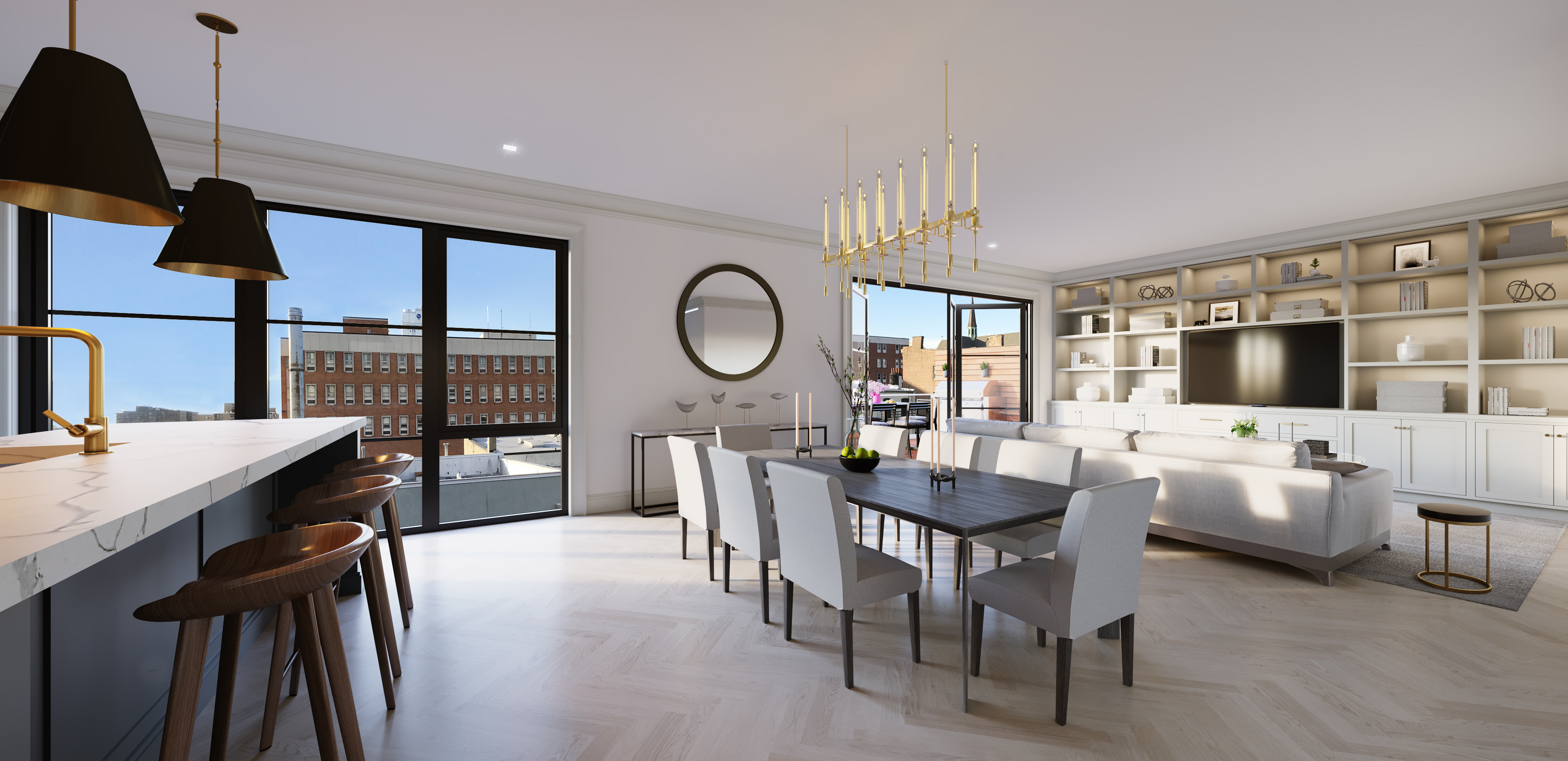 FEATURED PROPERTY: The Fig Tree at 306 Park Avenue No. 2, Hoboken ...