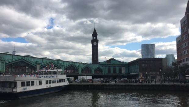 NOW BOARDING: NJTransit Rejoins the Union Dry Dock Fray Between Hoboken and NY Waterway