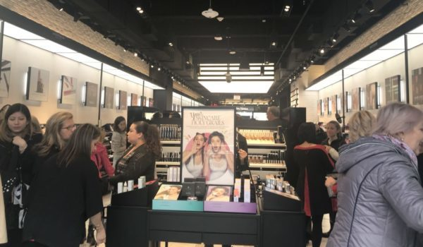 IT'S HERE: Sephora Hoboken Store Opens at 319 Washington