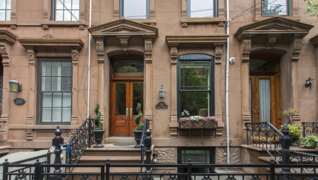 FEATURED PROPERTY: 1211 Garden Street | Elegant Hoboken Brownstone | 4BR/4.5BA — $3,000,000
