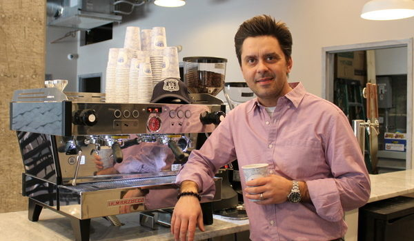 COP OF COFFEE: Hudson Coffee to Celebrate Grand Opening With Benefit for Hoboken Police Department PBA