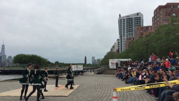 "UPDATE: HOBOKEN IRISH FESTIVAL: Cancelled Due to ""Irish"" Weather—SATURDAY, MAY 19th"