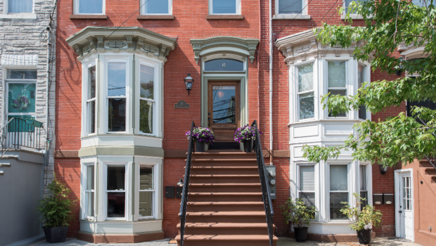 FEATURED PROPERTY: 19 Magnolia Avenue | Jersey City Townhome | 4BR/2.5BA — $1,175,000