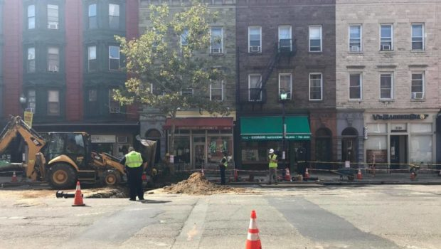WASHINGTON STREET PAVING SCHEDULED: Long Overdue Improvements Hoboken's Main Commercial Corridor Set For Next Week