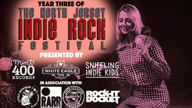 North Jersey Indie Rock Festival @ White Eagle Hall — SATURDAY, OCTOBER 6th