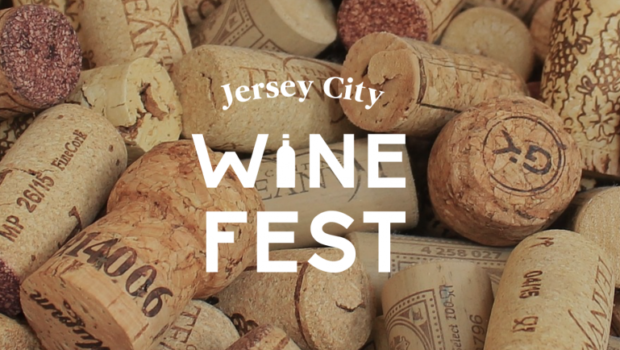 JERSEY CITY WINE FEST — Sat., Oct. 13 from 6:00-9:30 @ Harborside