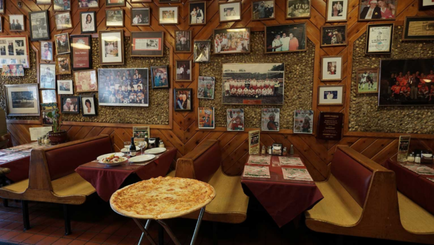 BENNY TUDINO'S TURNS 50: 'The Largest Slice' Celebrates a Half Century in Hoboken