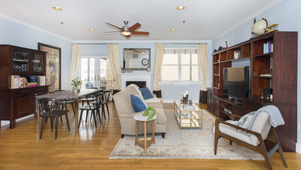 FEATURED PROPERTY: 452 2nd St #6, Hoboken; 2BR/2BA/Parking — $825,000