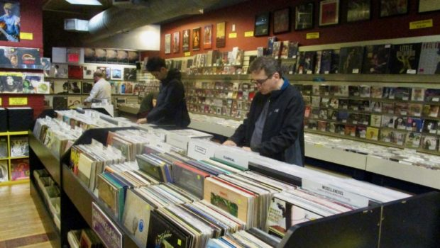 RIGHT IN TUNE, RIGHT IN TOWN: As Black Friday Approaches, Longtime Hoboken Record Store Tunes Still Changes With the Times