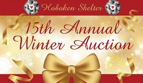 HOBOKEN SHELTER WINTER AUCTION—Tuesday, December 11th @ Birch