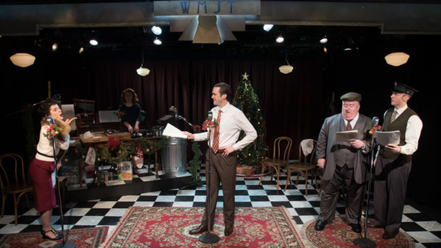 REVIEW: It's A Wonderful Life at Mile Square Theatre… and a Wonderful Performance, Too!!!