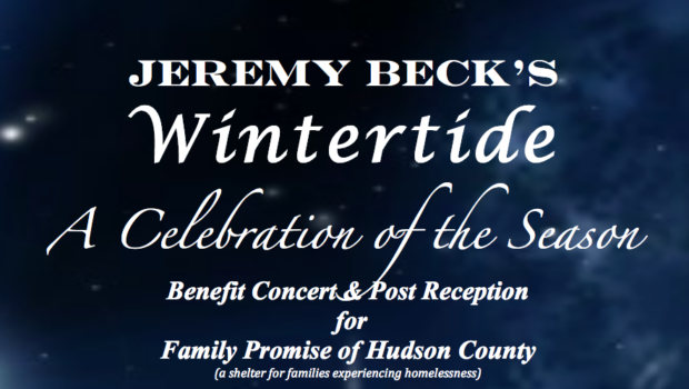 WINTERTIDE: St. Ann's Hoboken to Host Benefit Concert for Family Promise Homeless Outreach Program — Thursday, Dec. 13th