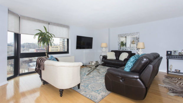 FEATURED PROPERTY: 700 Grove Street #7E, Jersey City; Beautiful 2BR/2BA — $748,000