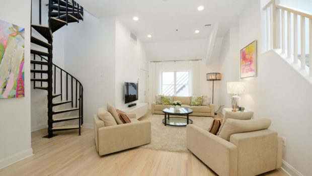FEATURED PROPERTY: 131 Garden Street #5, Hoboken; Exquisitely Renovated 3BR/2BA Loft — $1,250,000