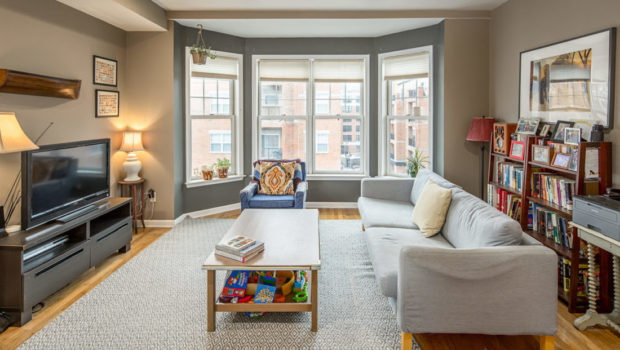 FEATURED PROPERTY: 1115 Grand Street, Apt. 5A, Hoboken; Top Floor, Uptown Condo — $799,000