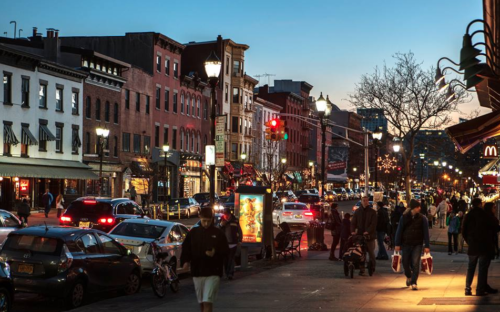 Hoboken Hopes to Restore Flow to Local Business Through Parking & Transportation Initiatives