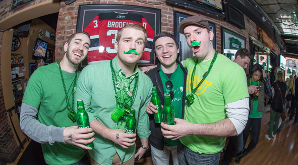 PÓG MO HOBOKEN: Annual LepreCon Pub Crawl Returns