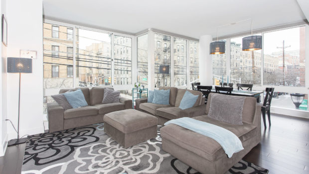 FEATURED PROPERTY: 1100 Maxwell Lane #233, Hoboken; Exquisitely Finished 3BR/2.5BA  — $1,639,000
