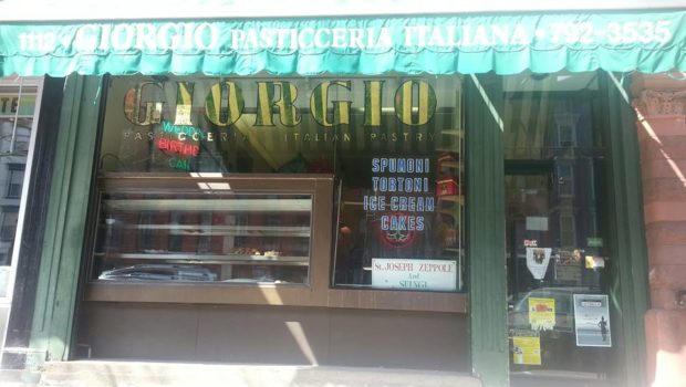 Giorgio's Bakery: Shhhhhh… Don't tell anyone!!!