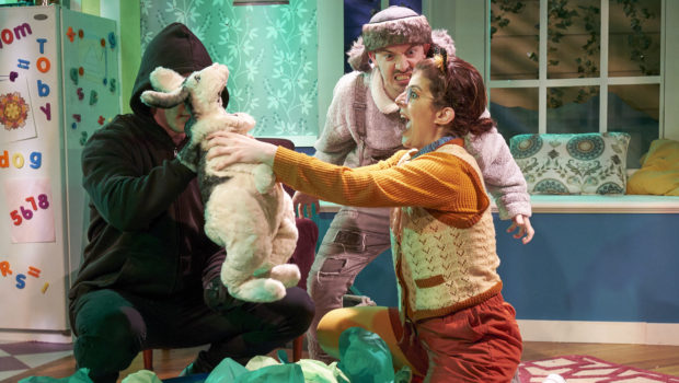 "HARE-RAISING FAMILY FUN: Mile Square Theatre Presents the Endearing Tale of ""Bunnicula"" — REVIEW"