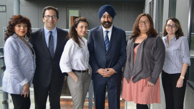 Hoboken Mayor Ravi Bhalla Introduces His Slate of Council Candidates for November Election