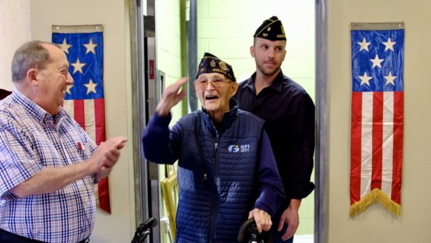 Hoboken American Legion Post 107 Announces Opening of Facility for Homeless Veterans — PHOTO GALLERY