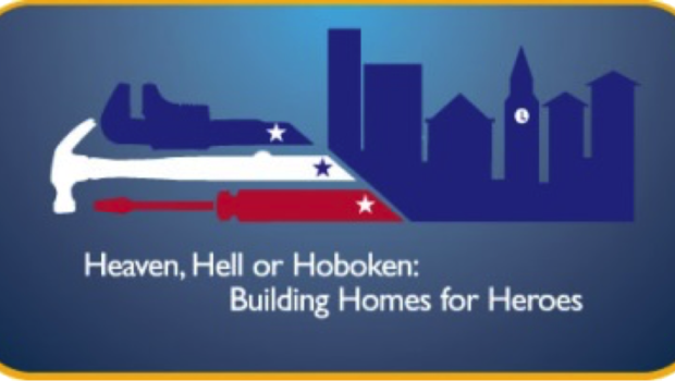 FINAL PUSH: Hoboken American Legion Post 107 Hosts Party to Finish Veterans Community Center and House Homeless Veterans — SATURDAY, MAY 18