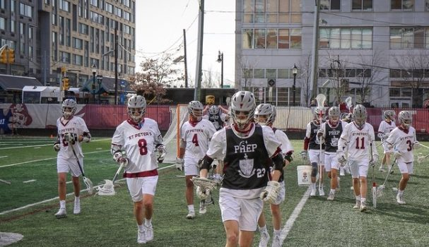 ST. PETER'S PREP BOYS LACROSSE CAMP — JULY 15-18 | REGISTER NOW!!!