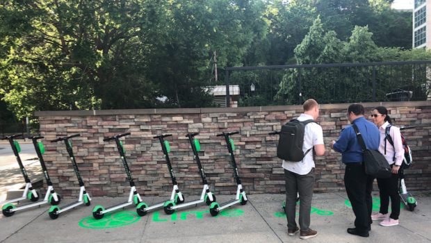 Let's Take a Quick Look at Hoboken After 24 Hours of e-Scooters…