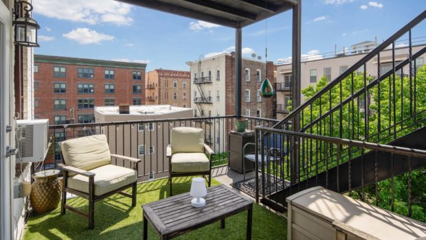 FEATURED PROPERTY: 608 Madison Street #7, Hoboken; 1BR/1BA Condo — $449,000