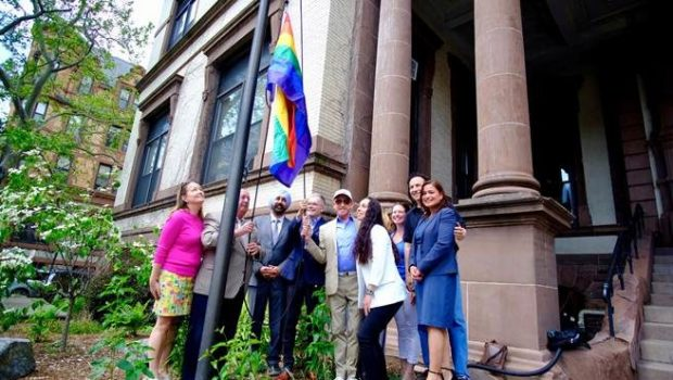 HOBOKEN PRIDE: City Honors LGBTQ+ Community