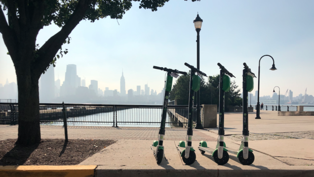 LIME WEDGE: Divided Over Scooters, Hoboken Needs To Get It Together — EDITORIAL