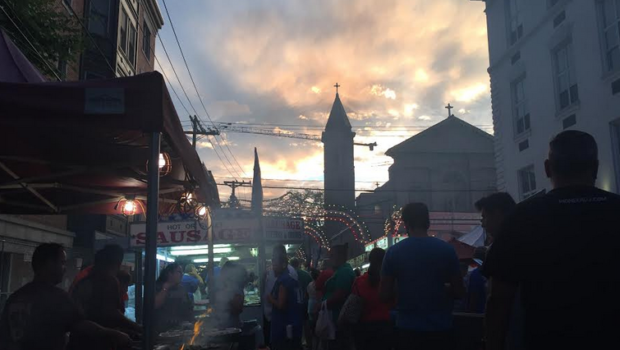 ST. ANN'S FEAST: 109th Annual Traditional Italian Festival Returns to Hoboken | July 24-28th