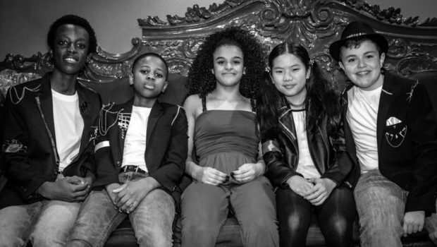 one95 LIVE: Teen Broadway Stars Unite to Bring R&B to St. Ann's Feast—Saturday, July 27th