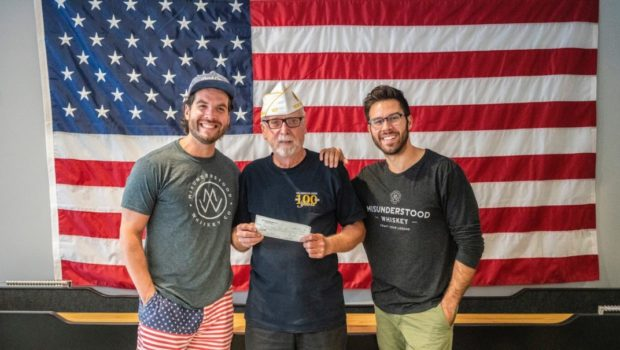 CHEERS TO OUR VETERANS: Misunderstood Whiskey Raises Funds for Hoboken American Legion Post 107