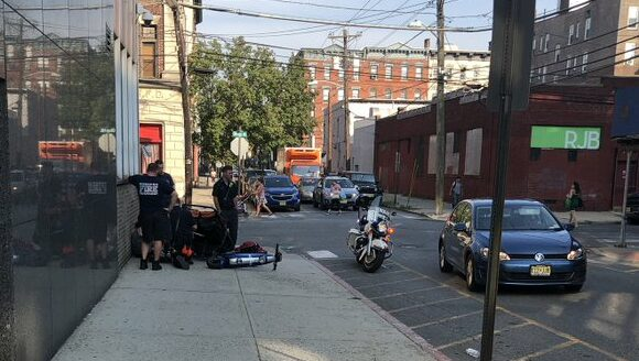 OjO Out as Mother, 3-Month Old Child Struck on Hoboken Sidewalk by Scooter
