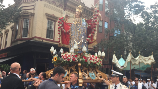 HOBOKEN ITALIAN FESTIVAL 2019: Feast of the Madonna Dei Martiri, September 5-8