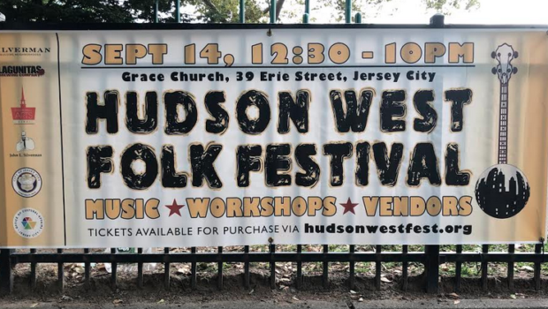 HUDSON WEST FOLK FESTIVAL: Full Day of Award-Winning Artists and Insightful Workshops — Saturday, September 14th