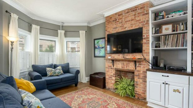 FEATURED PROPERTY: 132 Romaine Ave, Jersey City; 3BR/2.5BA Home Near Journal Square — $549,000