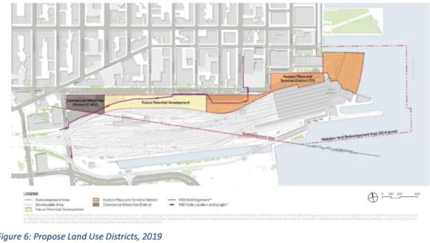 Council to Seek Further Input on Hoboken Yard Redevelopment Plan