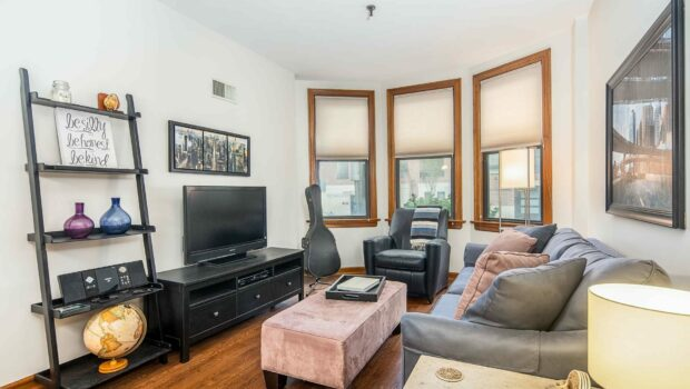 FEATURED PROPERTY: 509 Madison Street #1A, Hoboken; Parlor-Level Condo w/ Outdoor Space—$525,000
