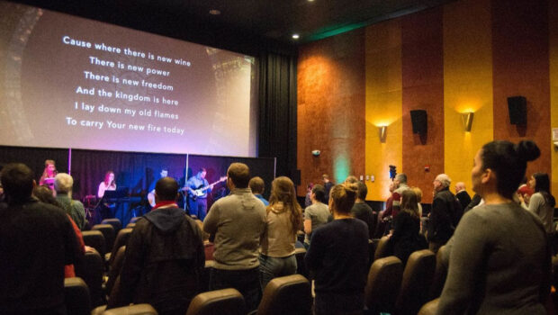 Mile Square Church Set to Hold Services at BowTie Cinemas—SUNDAYS @ 10:00
