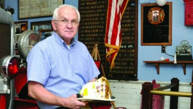 Former Deputy Chief Bill Bergin of the Hoboken Fire Department Has Passed Away