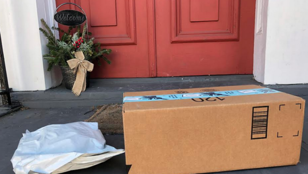 Hoboken Porch Pirate Pinched After Pair of Package Thefts