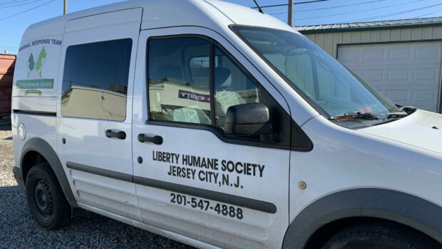 RESCUED: Stolen Liberty Humane Society Animal Control Van Recovered